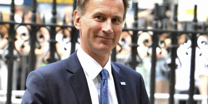 "Foreign Secretary Jeremy Hunt said he would ""get to the"