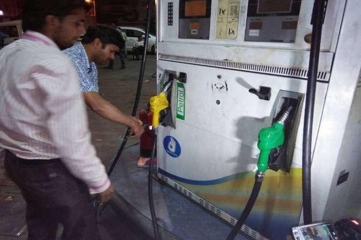 Fuel prices rise across metros.