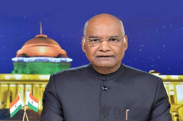 President Ram Nath Kovind addresses the nation on the eve