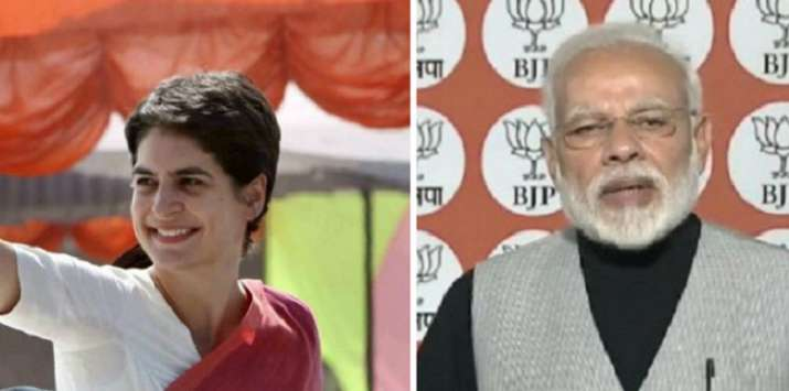Priyanka Gandhi Vadra has been named as Congress general