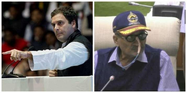Rahul Gandhi Manohar Parrikar Rafale deal