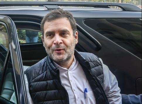 Image: Rahul Gandhi