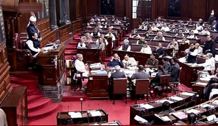 Bill for 10 per cent quota for economically weak sections in Upper castes passed in Rajya Sabha