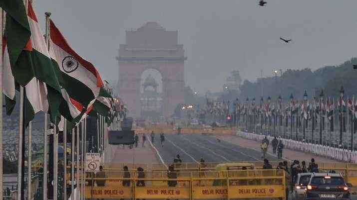 Republic Day Rajpath parade security