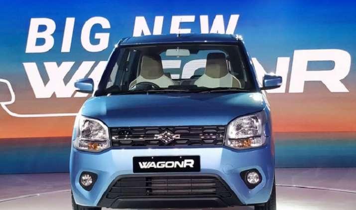 new Wagon R launch price