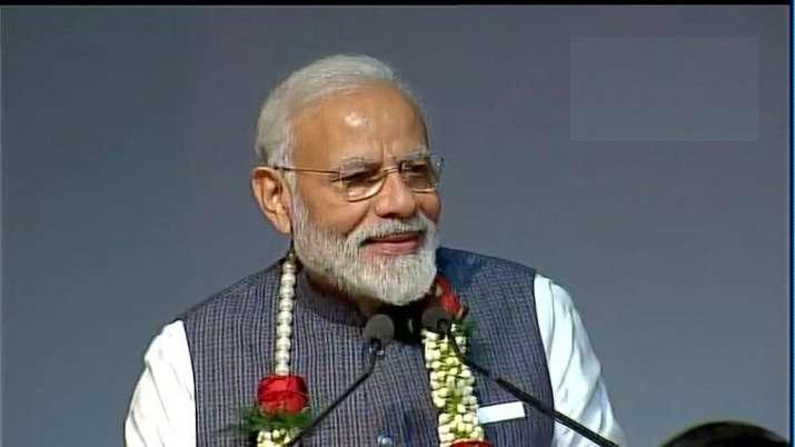 PM Modi attends Gita Aradhana Mahotsav at ISKCON, says God