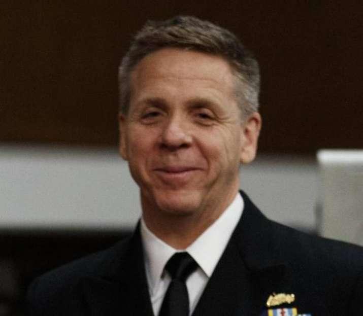 Admiral Philips Davidson