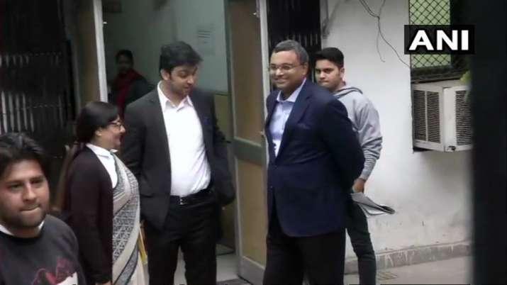 Karti Chidambaram INX Media case