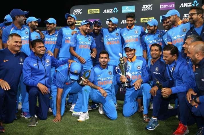 Skipper Virat Kohli loves the 'character' shown by India shows in Wellington