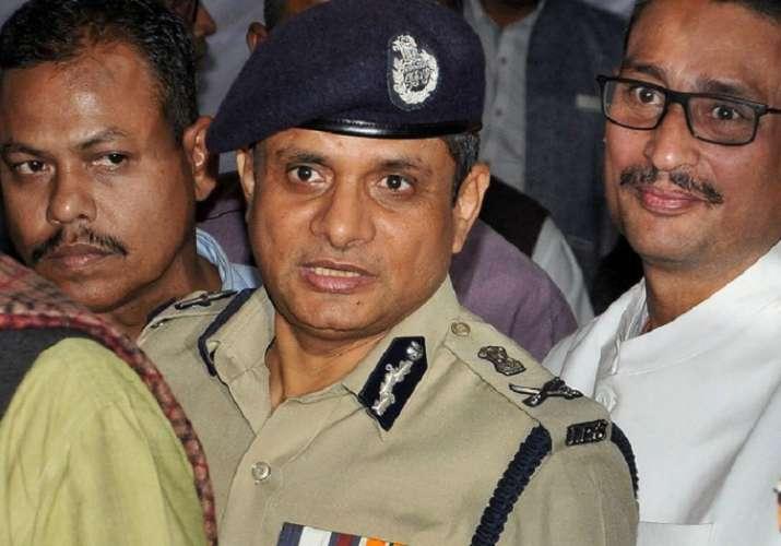 Kolkata Police Commissioner Rajeev Kumar CBI saradha scam
