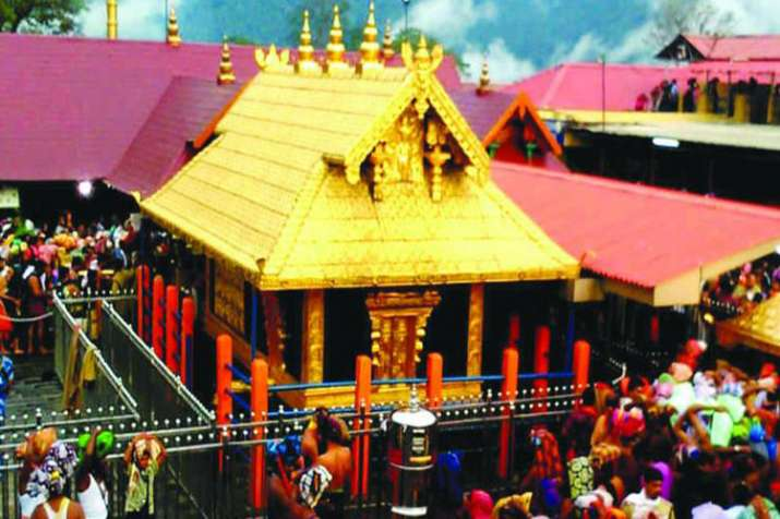 Sabarimala row: Temple board, Kerala govt oppose pleas seeking review of verdict allowing entry to w