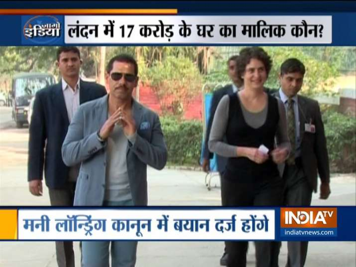 ED likely to question Robert Vadra today