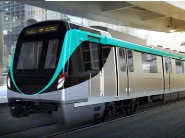 Noida-Greater Noida metro