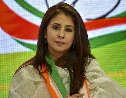 Urmila Matondkar, Lok Sabha elections 2019