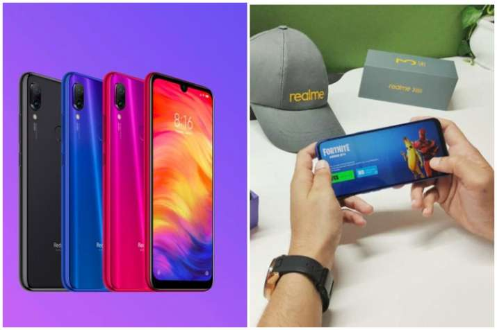 Xiaomi and Realme that a dig at each other on Twitter
