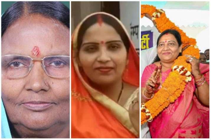 Women MPs from Bihar