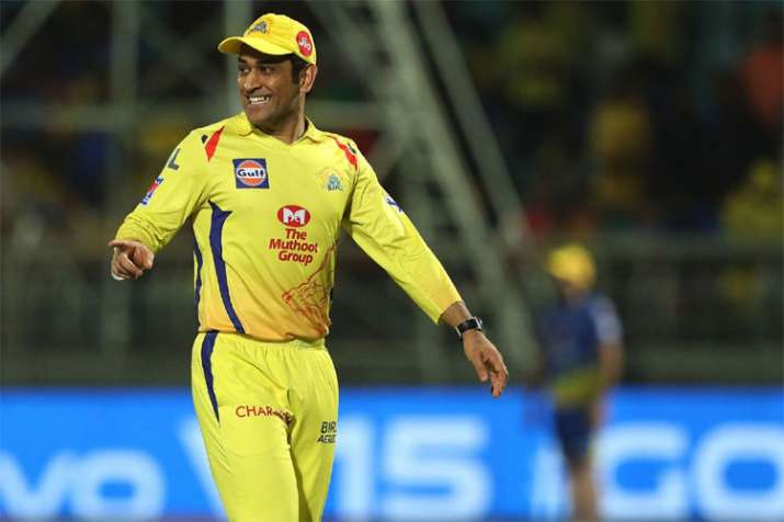 Another day, another record: MS Dhoni becomes the only cricketer to play nine IPL finals