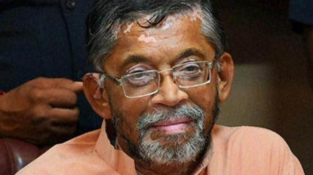 Gangwar was Minister of State for Labour and Employment