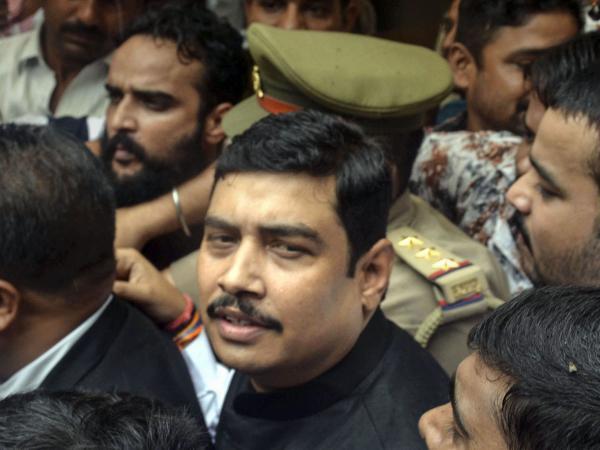 FIR against BSP MP Atul Raifor giving false affidavit