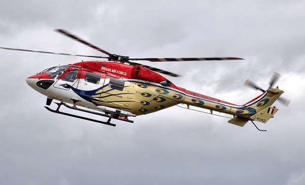 Advanced Light Helicopter (ALH) Dhruv
