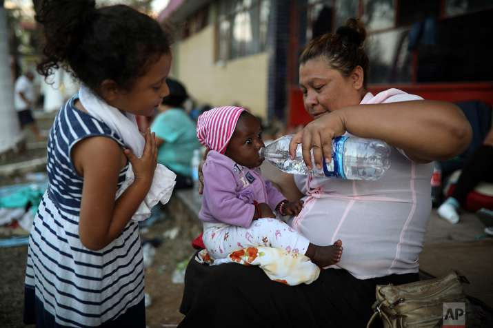 Mexican officials find 200 pregnant women among migrants
