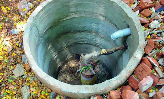 More than 100 open borewells have been closed in various