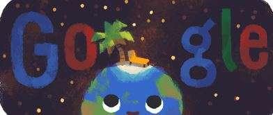 Google Doodle. Happy Summers!