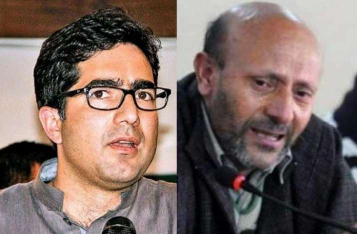Jammu and Kashmir Peoples Movement headed by former