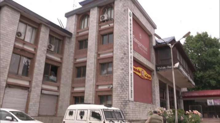 Income Tax Department raids at private offices of