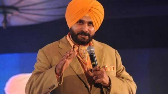 Punjab Cabinet Minister Navjot Singh Sidhu was missing from