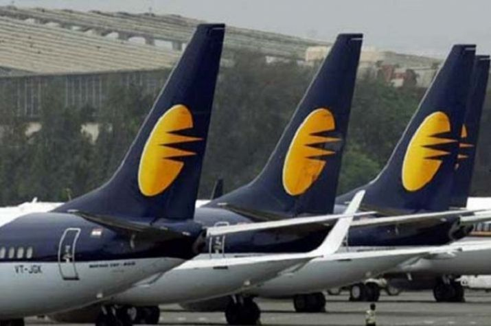 Cash-starved Jet Airways suspended operations in April