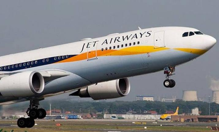 Jet Airways sinks deep