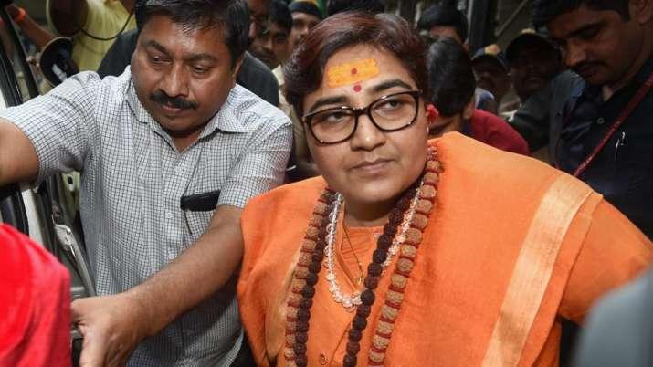 Pragya Thakur is an accused in the 2008 Malegaon blast case