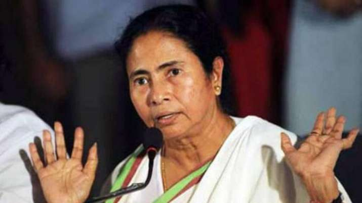 West Bengal Chief Minister Mamta Banerjee