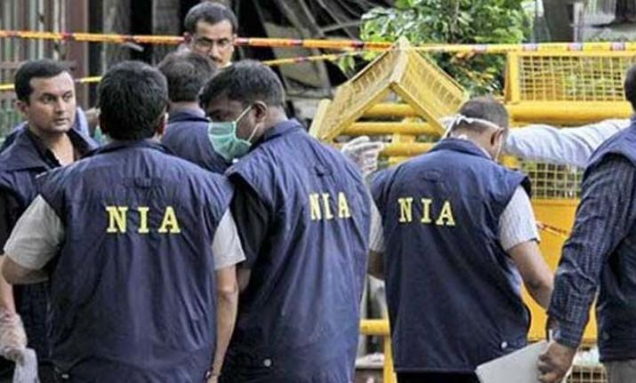 Officers of National Investigation Agency