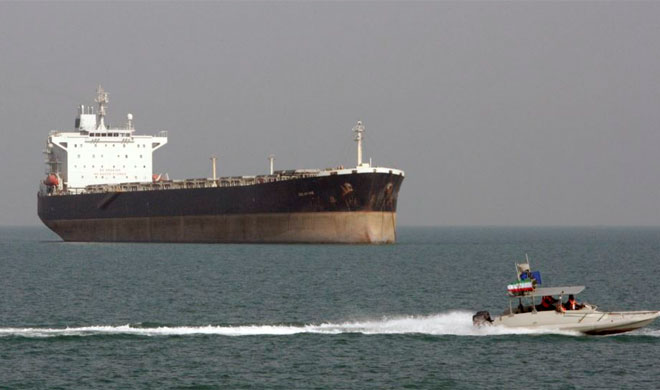 Representational image of oil tankers