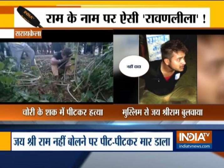 Jharkhand Muslim man lynching: Key accused held