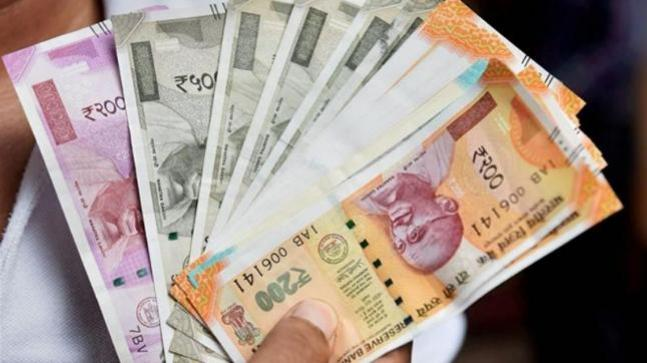 Rupee rises 13 paise to 69.22 vs US dollar in early trade.
