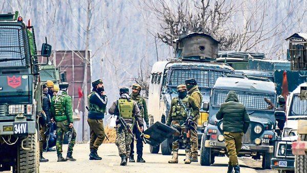 Terror attacks in South Kashmir