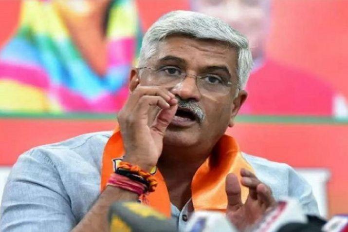 Union Jal Shakti Minister Gajendra Shekhawat