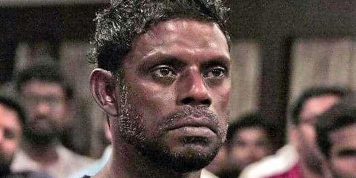 Malayalam actor Vinayakan
