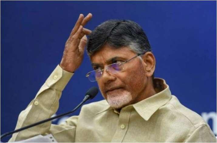 Former Andhra CM Chandrabadu Naidu