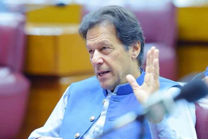 Pakistan's Prime Minister Imran
