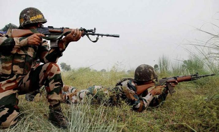 Jammu and Kashmir: Two soldiers injured in Pakistan firing