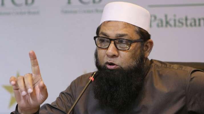Former Pakistan captain and chief selector, Inzamam-ul-Haq