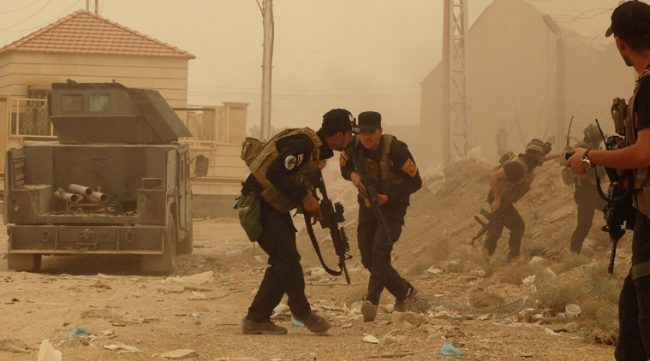 18 Islamic State militants killed in Iraq Representational