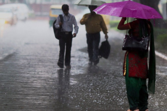 Rain brings relief from heatwave in Uttar Pradesh