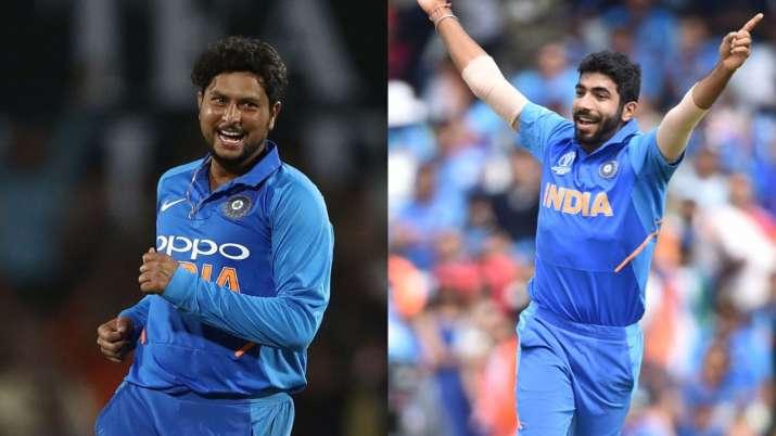 Jasprit Bumrah trolled Indian teammate Kuldeep Yadav on