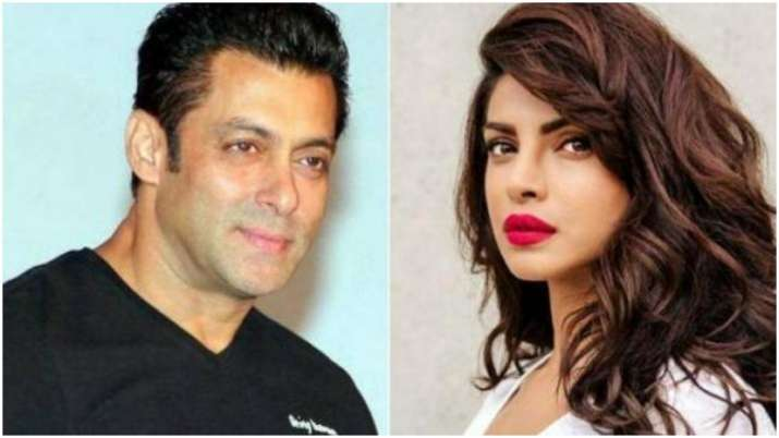 Priyanka Chopra finally talks about tiff with Salman Khan over Bharat film