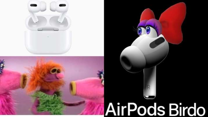 Apple launched AirPods Pro and Twitterverse can't ignore